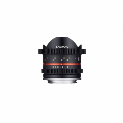 Samyang 8mm T3.1 Fish-Eye