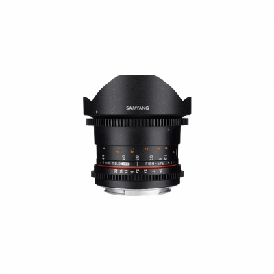 Samyang 8mm T3.8 II Fish-Eye