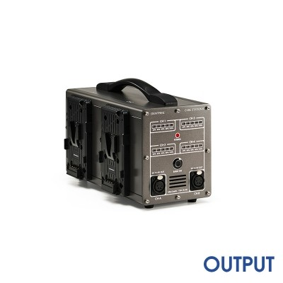 GEN ENERGY 4ch Charger