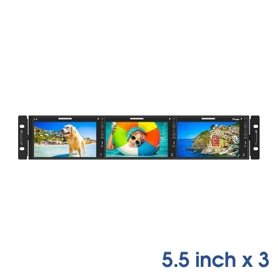 TVLogic R-5T : Rack Mount